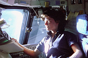 Tease photo for Sally Ride Science Becomes Part Of UC San Diego