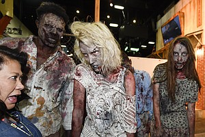 Tease photo for What Zombies Say About U.S. Culture, Society