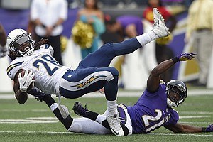 Tease photo for Chargers, Ravens Can Sympathize With Each Other's Misery