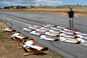 Tease photo for Follow The Leader: Drones Learn To Behave In Swarms