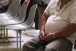 Tease photo for Morbid Obesity Extracts Heavy Toll In California