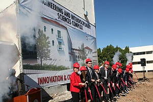 Tease photo for SDSU Breaks Ground On $90M Engineering Complex