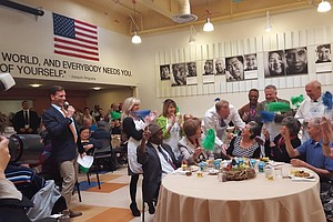 Tease photo for San Diego Nonprofit Feeds Growing Number Of Seniors