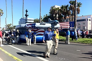 Annual San Diego Veterans Day Parade To Highlight World W...