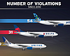 Tease photo for Airline Curfew Violations At San Diego Airport Often Go Unpunished