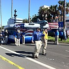 San Diego was ranked the sixth best city for veterans by Wallethub.