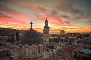 Jerusalem Documentary Takes San Diego On Eye-Opening Tour