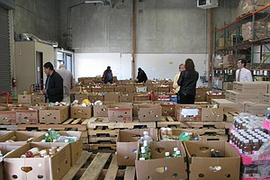 San Diego County Food Pantries Struggle To Keep Up With Need