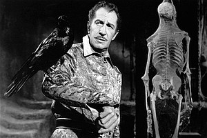 Podcast Episode 48: Abertoir's Patron Saint Vincent Price