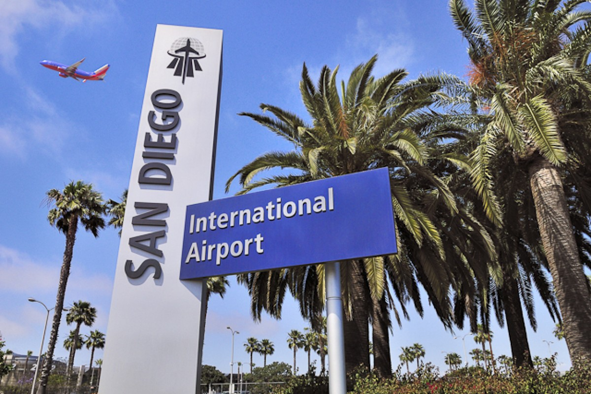 Higher Security At San Diego Airport As Holiday Travel ...