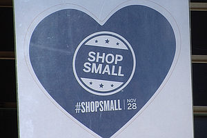 San Diego Bookstore Encourages Shoppers To Put 'Indies Fi...
