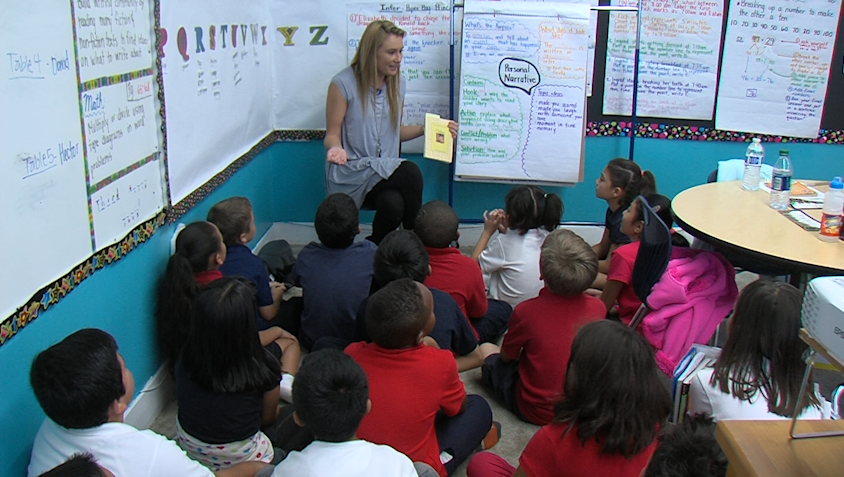 How A San Diego Charter School Beat The Odds