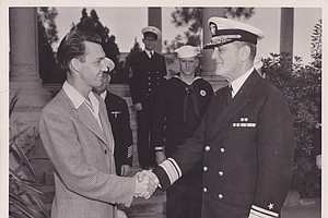 'Avengers Of Pearl Harbor' Sworn In At Balboa Park