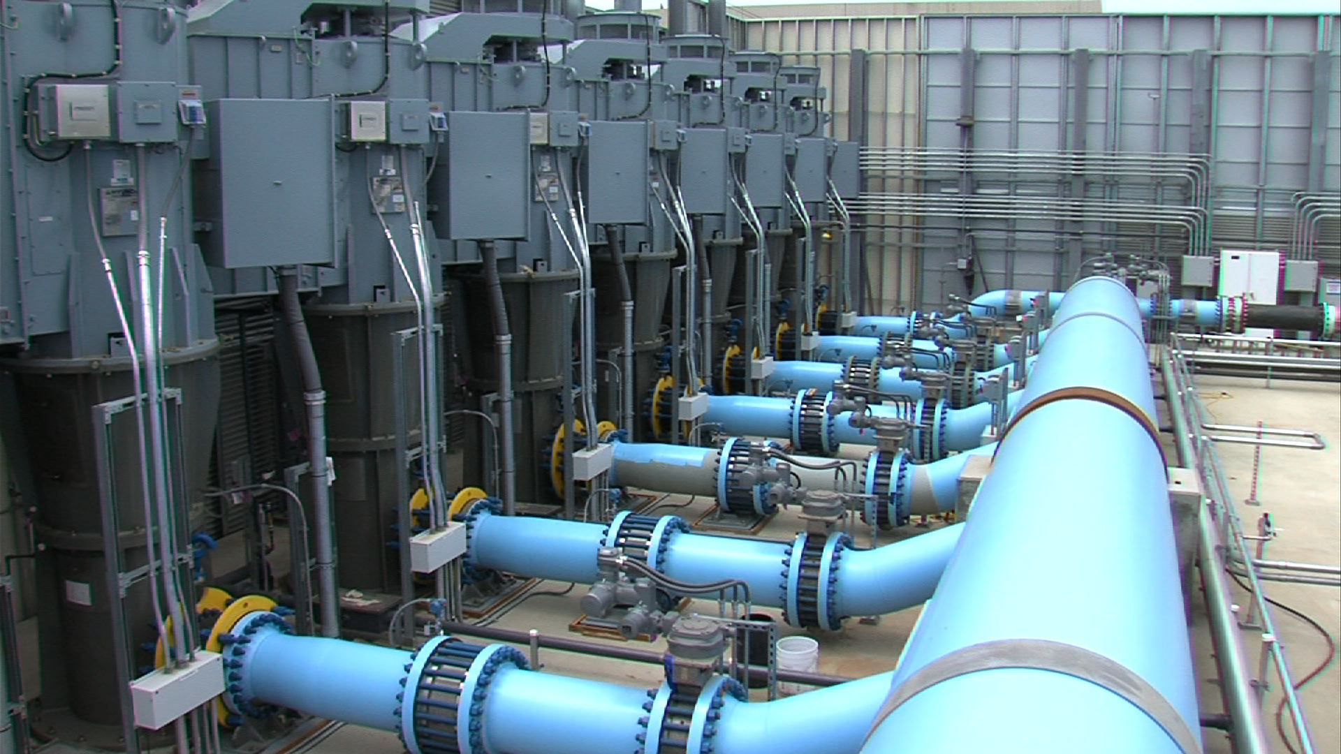 Drinking Water Starts Flowing From Carlsbad Desalination