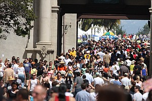 Record Number Of Visitors Expected In San Diego