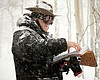 Tease photo for 'The Hateful Eight:' What Is A Roadshow?