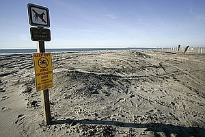 Ocean Pollution Warning Expanded To Imperial Beach