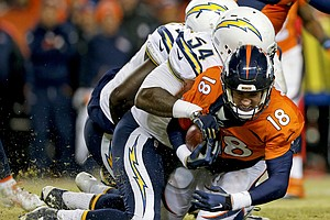 Chargers Force 5 Turnovers, Still Fall 27-20 To Broncos
