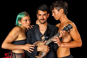 The Art Of The Tease At Diversionary Theatre