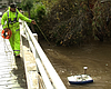 Tracking San Diego River Levels During El Niño Storms