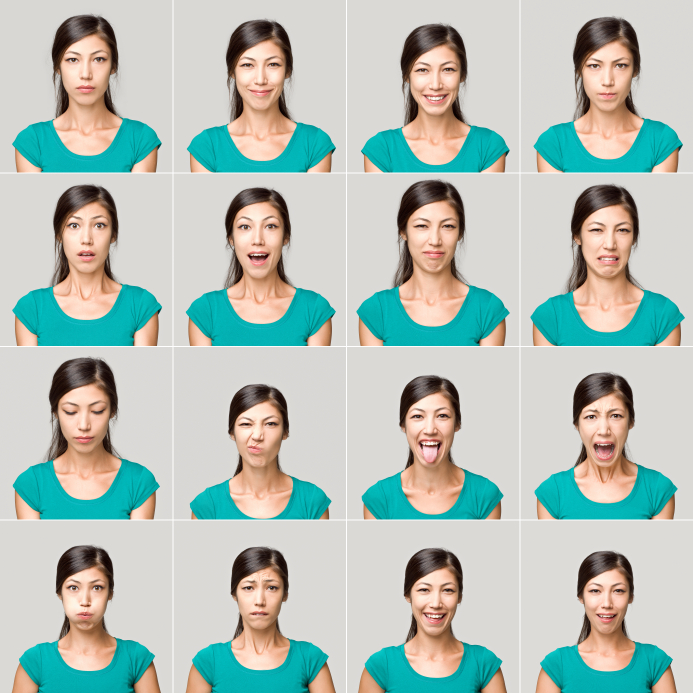 Emotions Faces Stock Photos And Images - RF