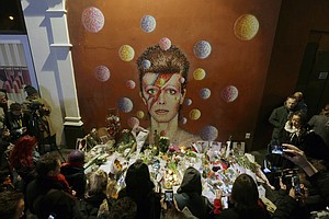 San Diego's Rock Music Community Reacts To David Bowie's ...