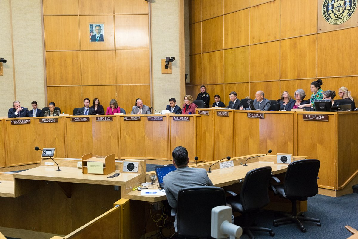 San Diego City Council Votes To Appeal Pension Reform ...