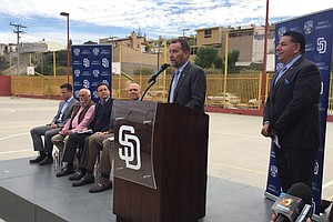 Padres To Play Spring Training Games In Mexico City
