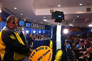 Roundtable Tackles Chargers, Flooding, State's Budget, Ci...