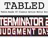 Tease photo for Comics Give 'Terminator 2' Live Table Read