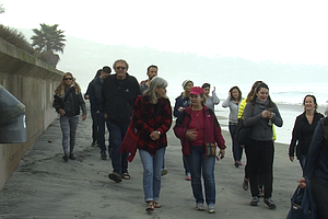 Citizen Scientists Learn To Document El Niño's Impacts