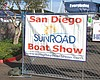 Tease photo for San Diego Boat Show Sails Into Good Markets