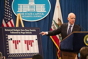 Gov. Brown Proposes Ballot Initiative On Sentencing Reform
