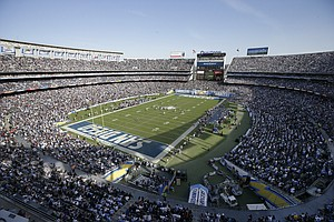 Chargers Plan For Possible L.A. Move — By Way Of Orange C...