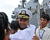 Tease photo for Navy Commander Pleads Guilty In Bribery Case