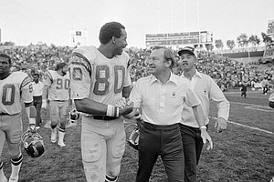 Don Coryell Again Among Pro Football Hall of Fame Finalists