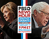 Tease photo for Watch Live: Clinton, Sanders Debate After Splitting Contests