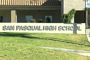 2 San Pasqual High Students Face Expulsion Over Having Kn...