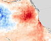 'The Blob' Dissipates With Help From El Niño