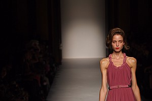 Bill Would Ban Anorexic Models In California