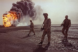 Remembering San Diego's Role In The Gulf War