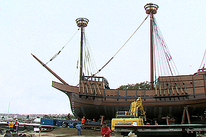 Spain To Honor Maritime Museum For San Salvador Replica Project