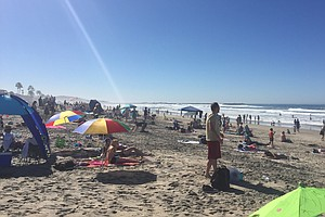 San Diego's February Temperatures Warmest On Record