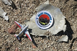 70 Years After Plane Crash, Pilot Finds Wreckage In San D...