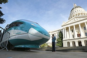 Judge Keeps High-Speed Rail On Track In California