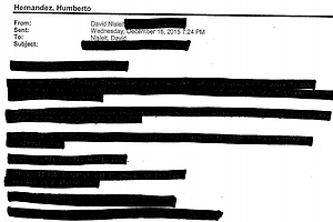 Heavily Redacted Memo Shields Notes In Fatal San Diego Po...