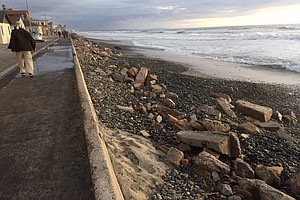 Army Corps To Study Sand Erosion On Oceanside Beaches