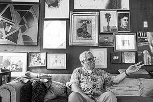 San Diego Art Enthusiast Walter Pomeroy On Becoming A Collector