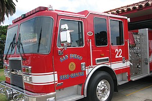 Series Of Small Fires Set In North Park, Hillcrest