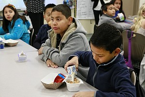 Healthy Eating — From School Breakfasts To Family Meals
